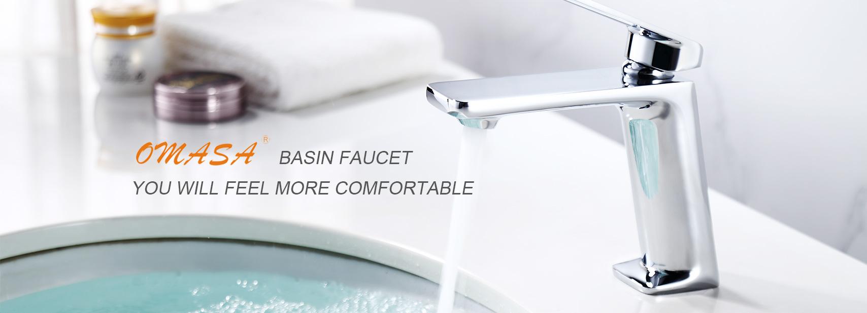 OMASA Basin Faucet